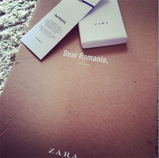 zara magazin shop online romania dear romania iulia andrei fashion blog