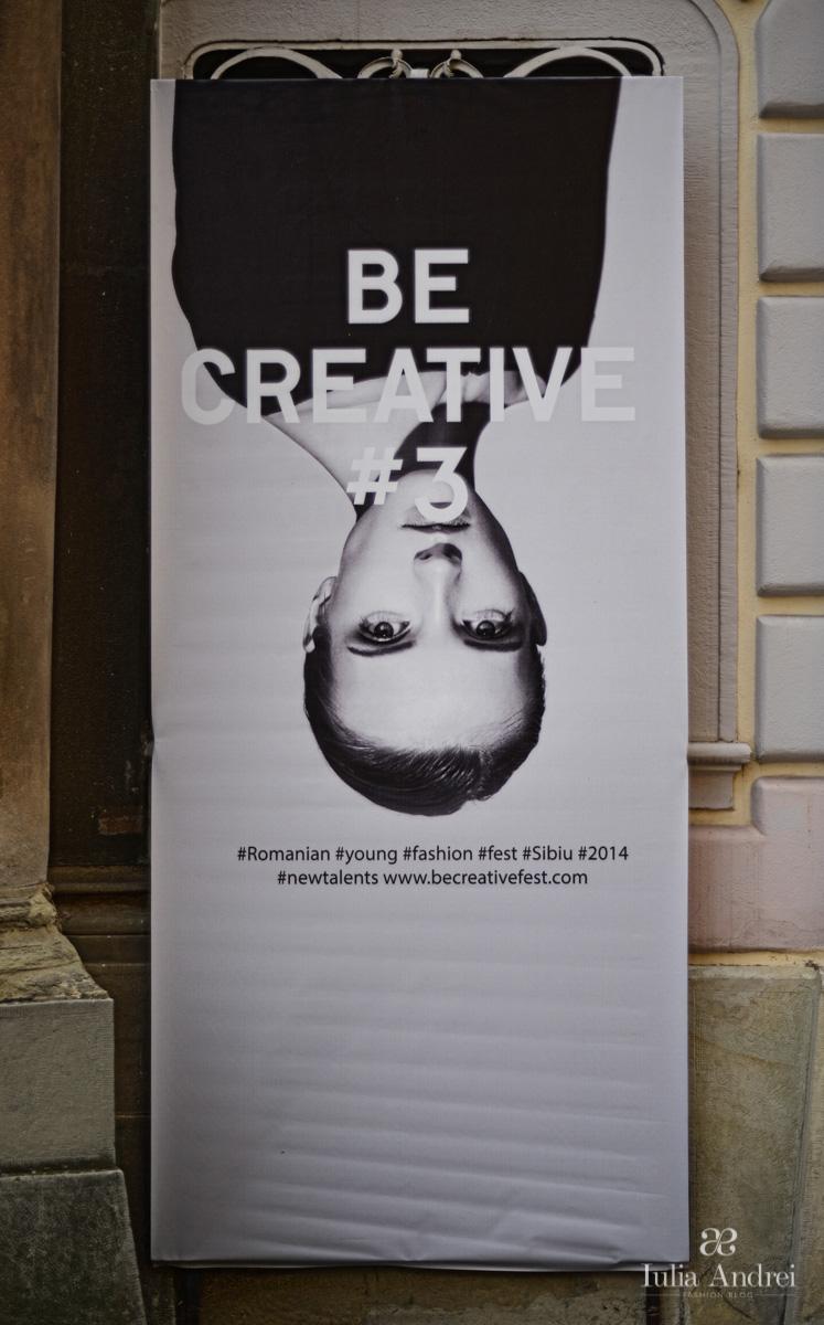 Be creative fashion show fest sibiu 2014 iulia andrei fashion blog