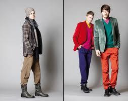 pantaloni colorati la moda