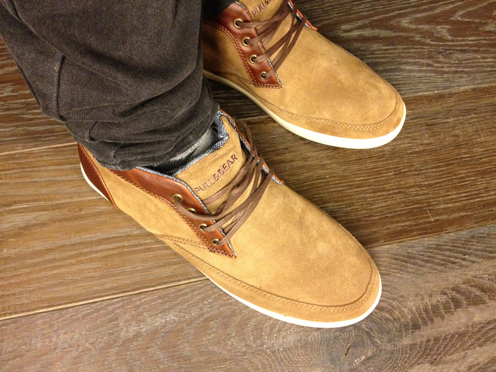 Pantofi maro ce ar trebui sa poarte baietii