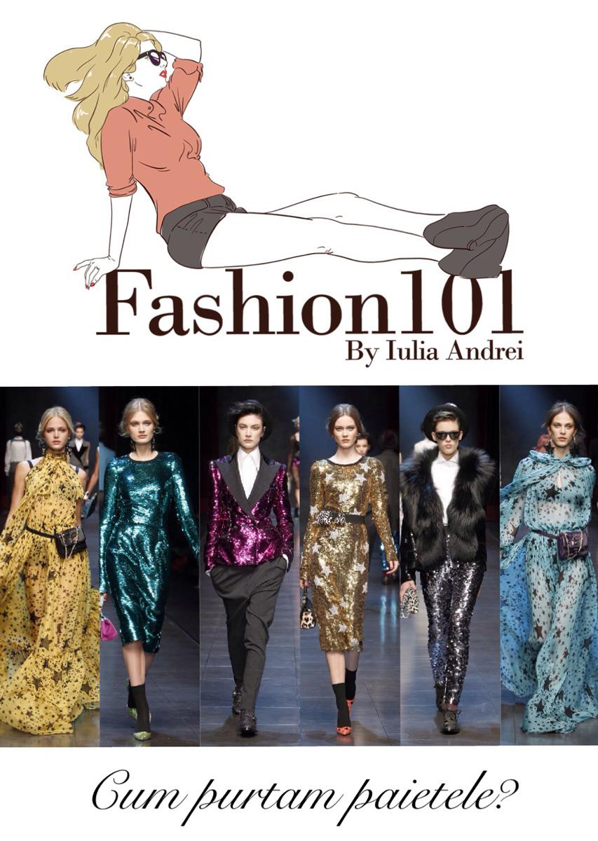 Cum purtam rochiile cu paiete Iulia Andrei Fashion Blog