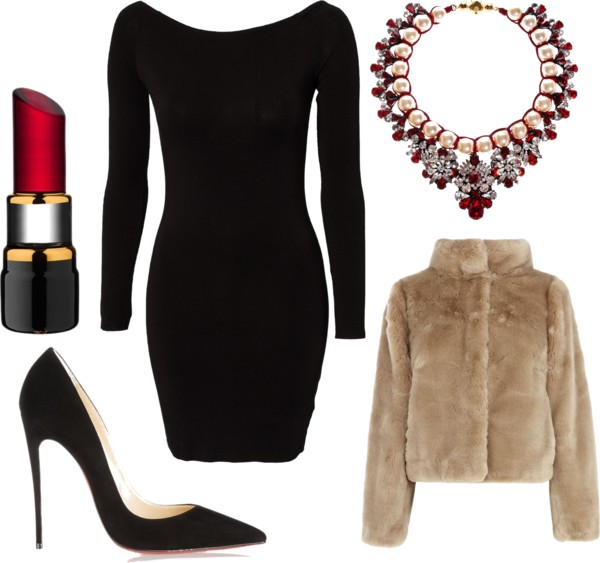 cum ma imbrac de craciun seara de craciun tinuta cu rochie neagra mulata iulia andreif ashion blog
