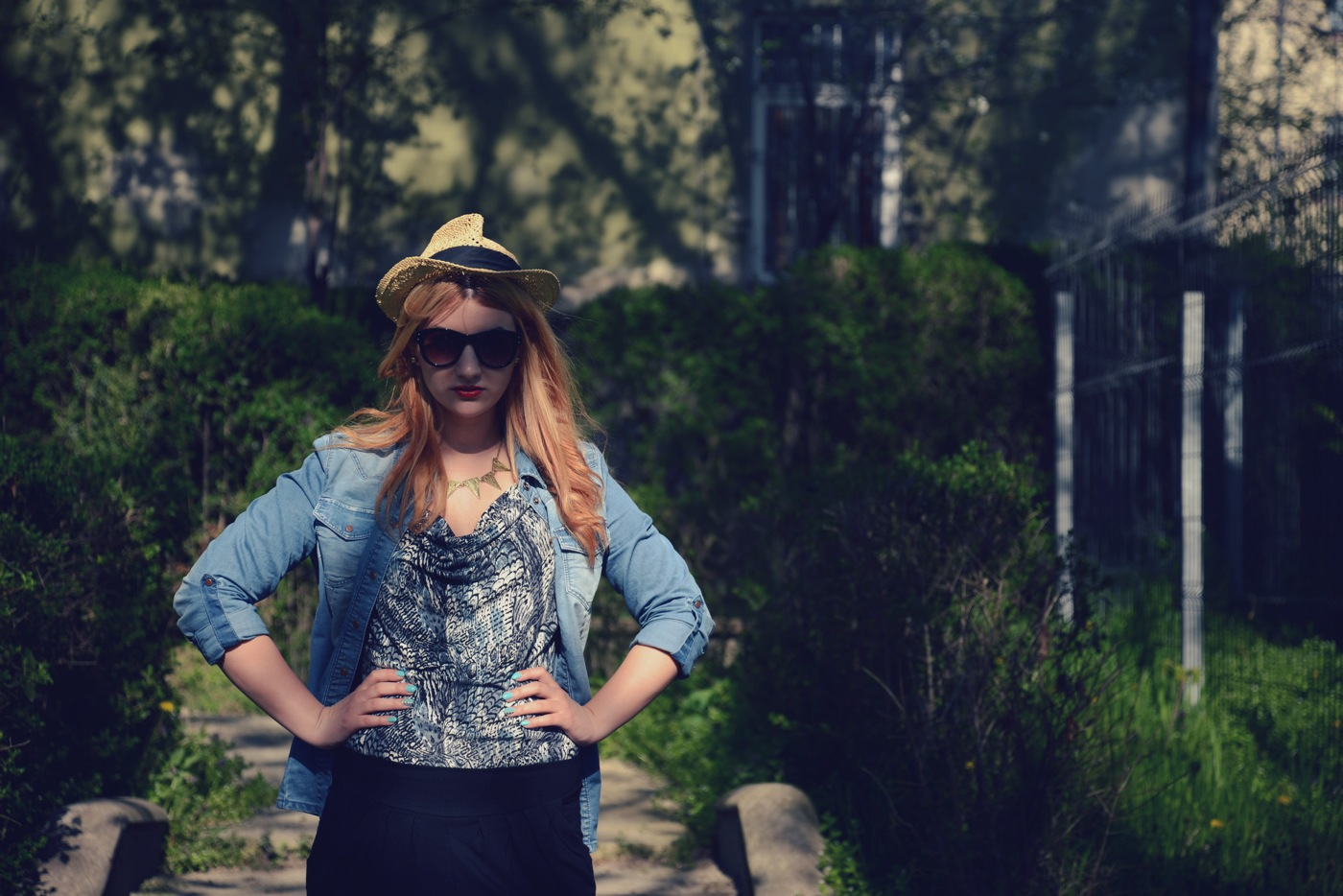 tinuta retrospectiva 2013 iulia andrei fashion blog