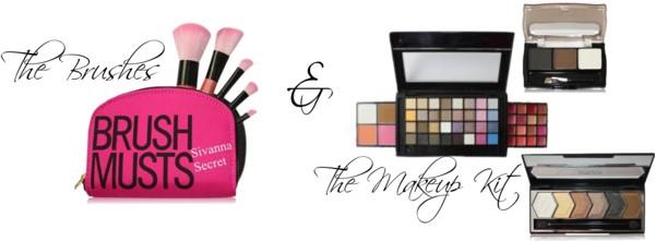 cadou de craciun trusa de make up si pensule pentru machiaj iulia andrei fashion blog