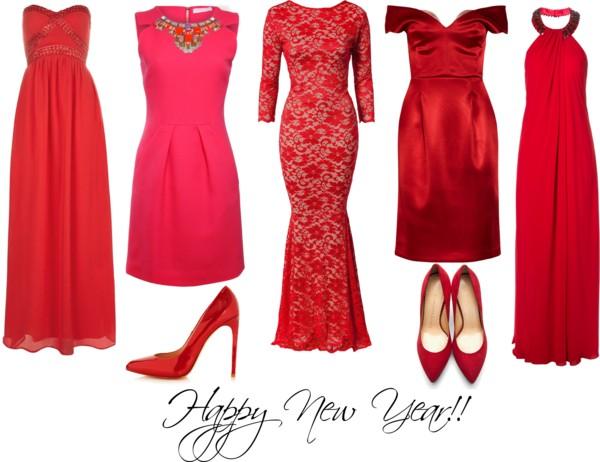 rochia rosie de revelion 2014 noaptea dintre ani poarta rosu iulia andrei fashion blog