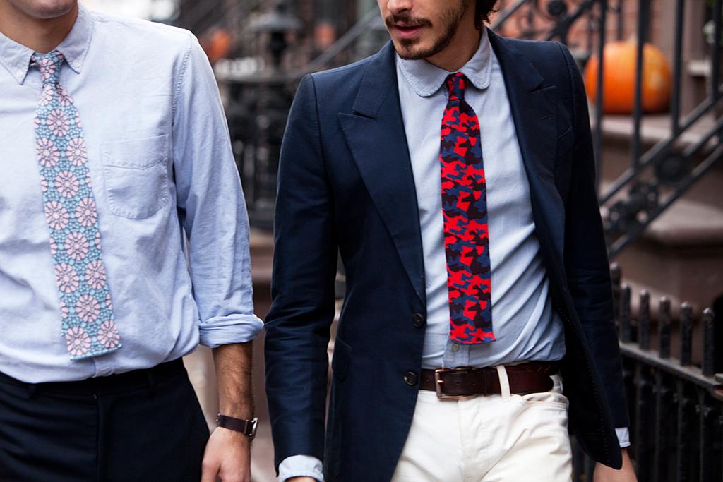 cum sa port cravata intr-o tinuta casual iulia andrei fashion blog