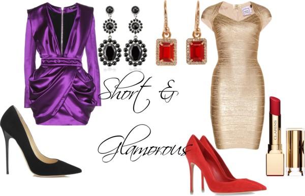 Cum ne imbracam la Banchet cu rochia scurta iulia andrei fashion blog