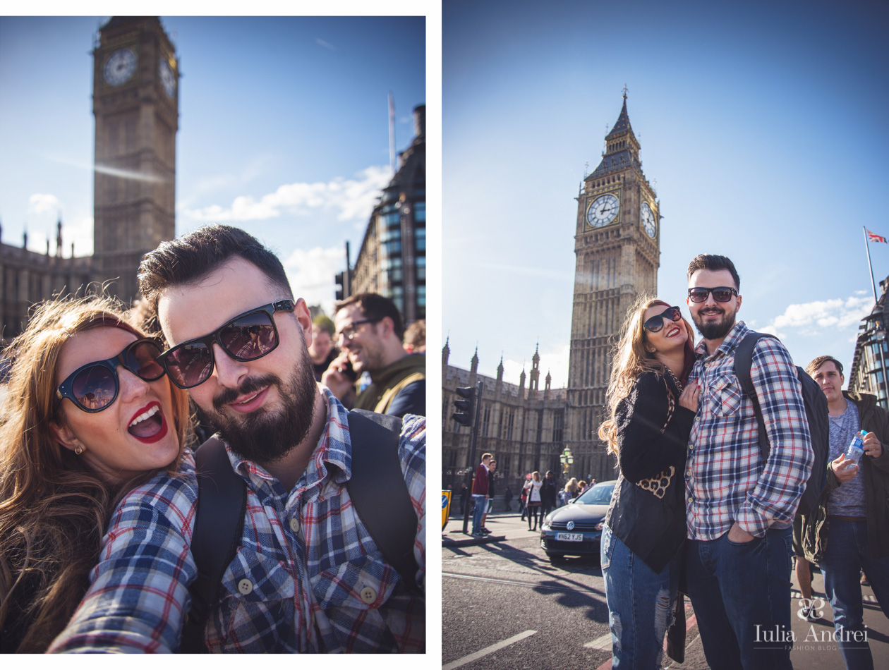 City Break in London Day 2 Tour with Iulia Andrei Fashion Blog