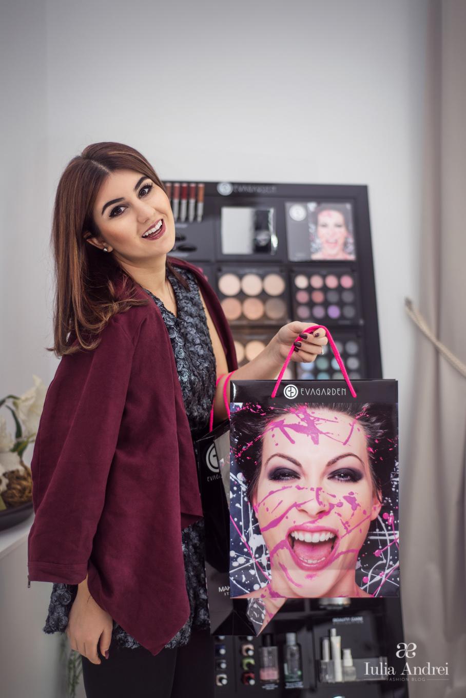 Produse cosmetice profesionale, EVAGARDEN by Alpa Est, Iulia Andrei Fashion Blog