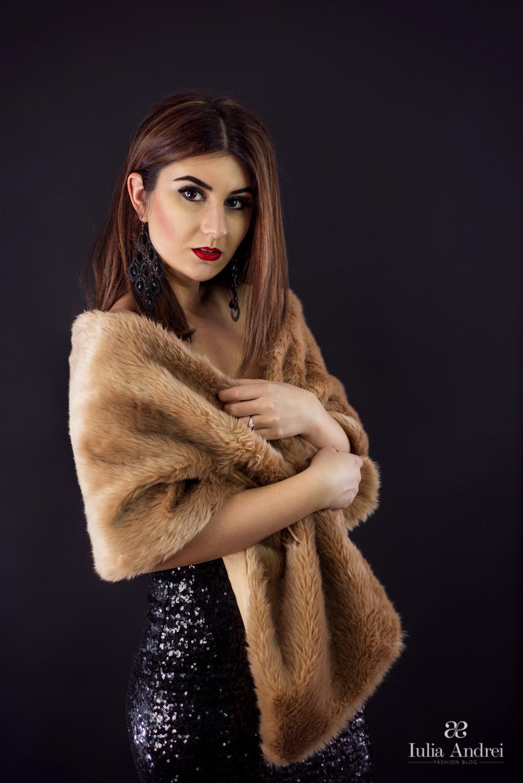 Ținută feminină si eleganta de Ziua Îndrăgostiților, Iulia Andrei Fashion Blog