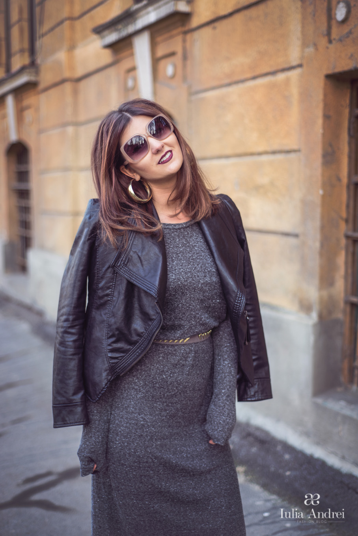 Rochia bodycon must-have pentru primavara 2015 Iulia Andrei Fashion Blog
