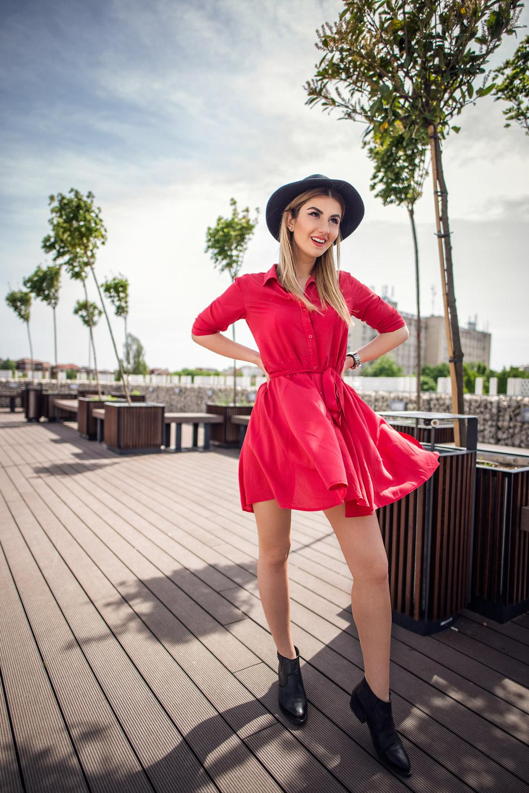 Look de primavara - Iulia Andrei
