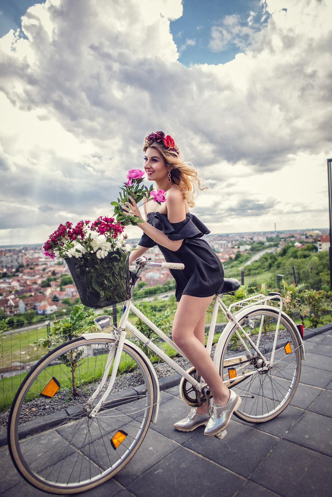 SkirtBike 2016 in nuante de roz