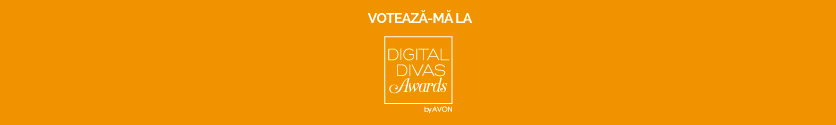 Voteaza-ma la Digital Divas by Avon 2016