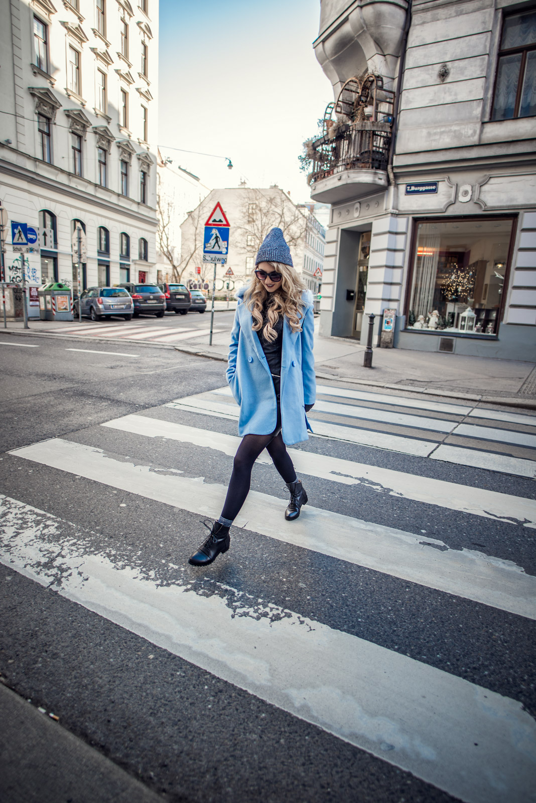 Street Style in Vienna