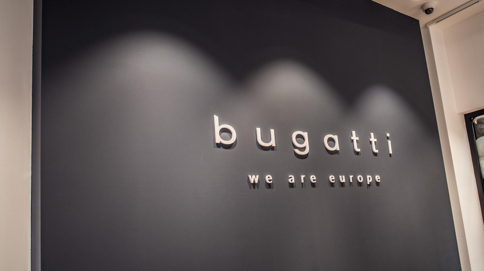 BUGATTI, un nou magazin de incaltaminte