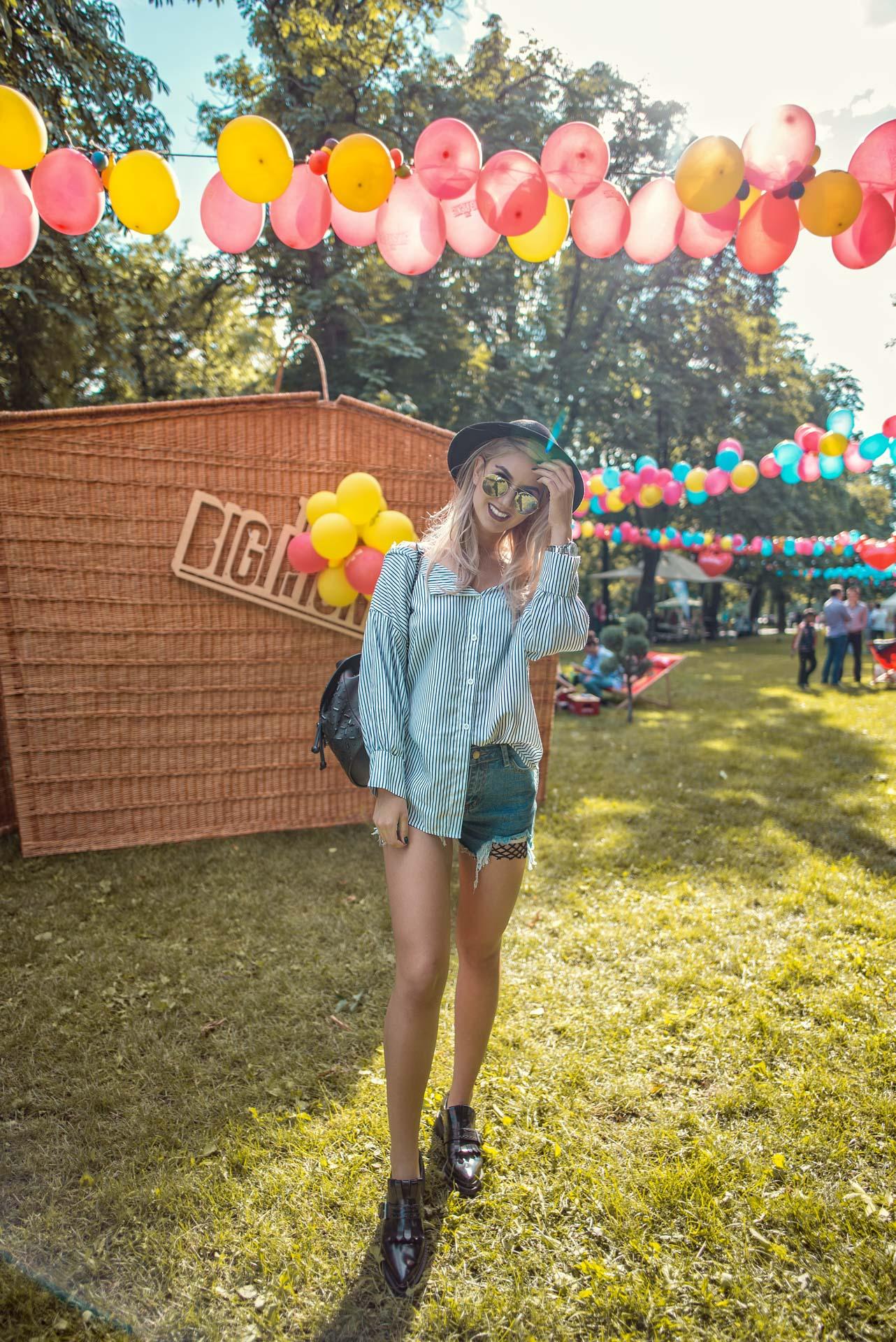 Festival vibes in Oradea