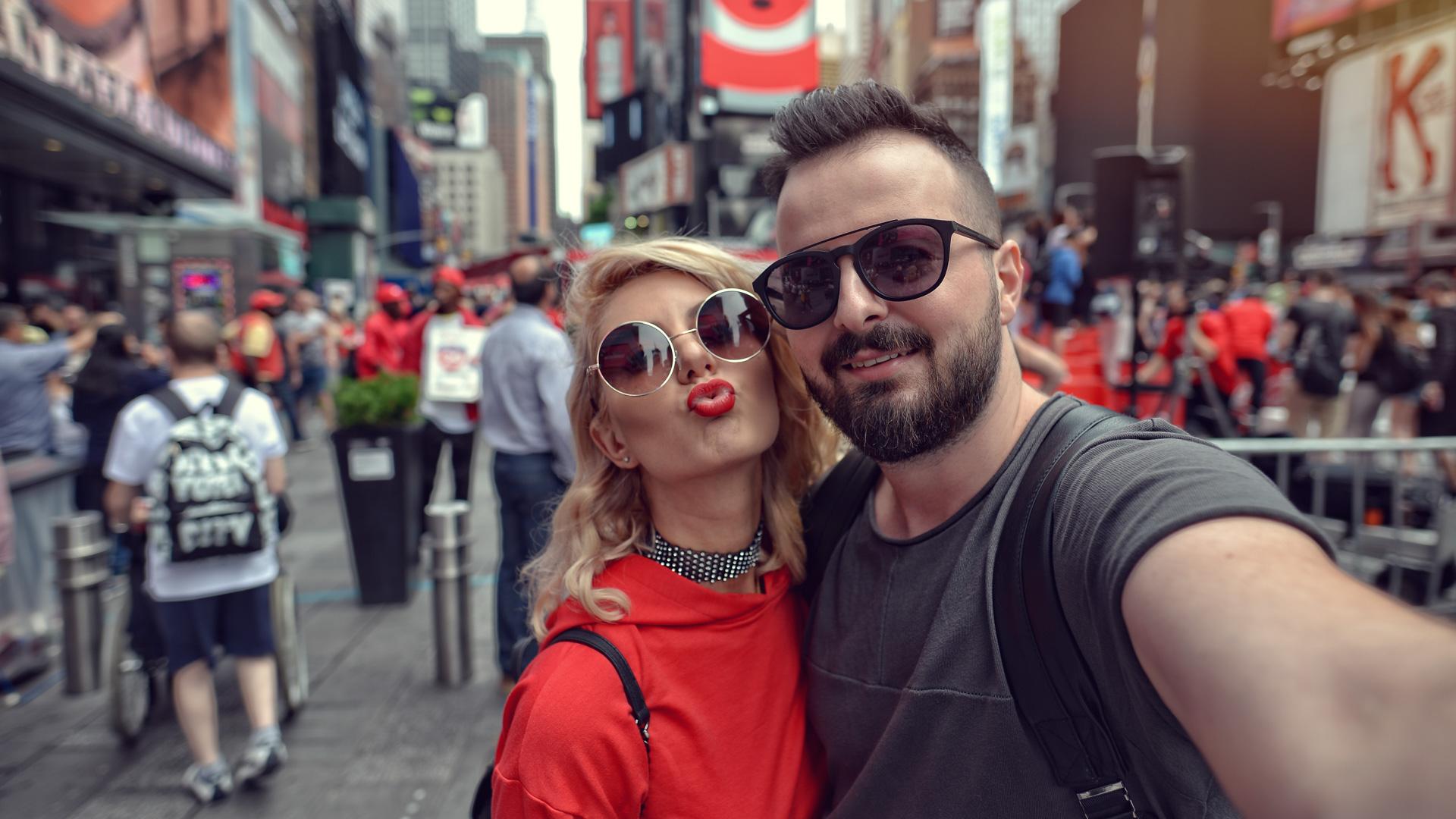 Ne-am plimbat prin NEW YORK cu double decker