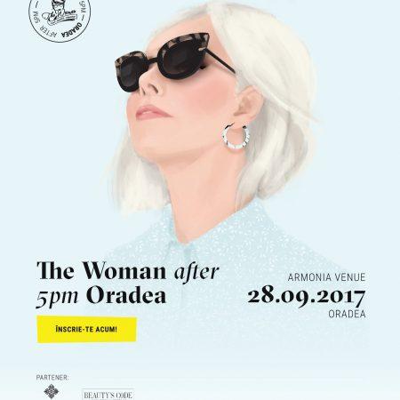 The Woman vine la Oradea – conferinta de leadership feminin