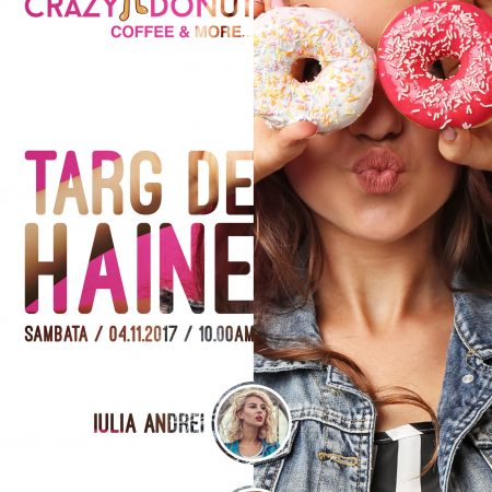 Targ de haine in Oradea, shop my closet