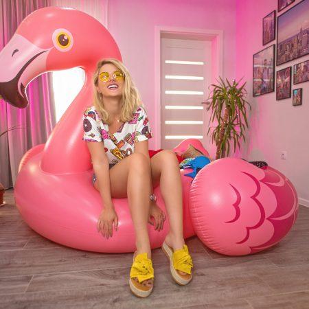 Ce iau cu mine in VACANTA + GIANT Flamingo GIVEAWAY