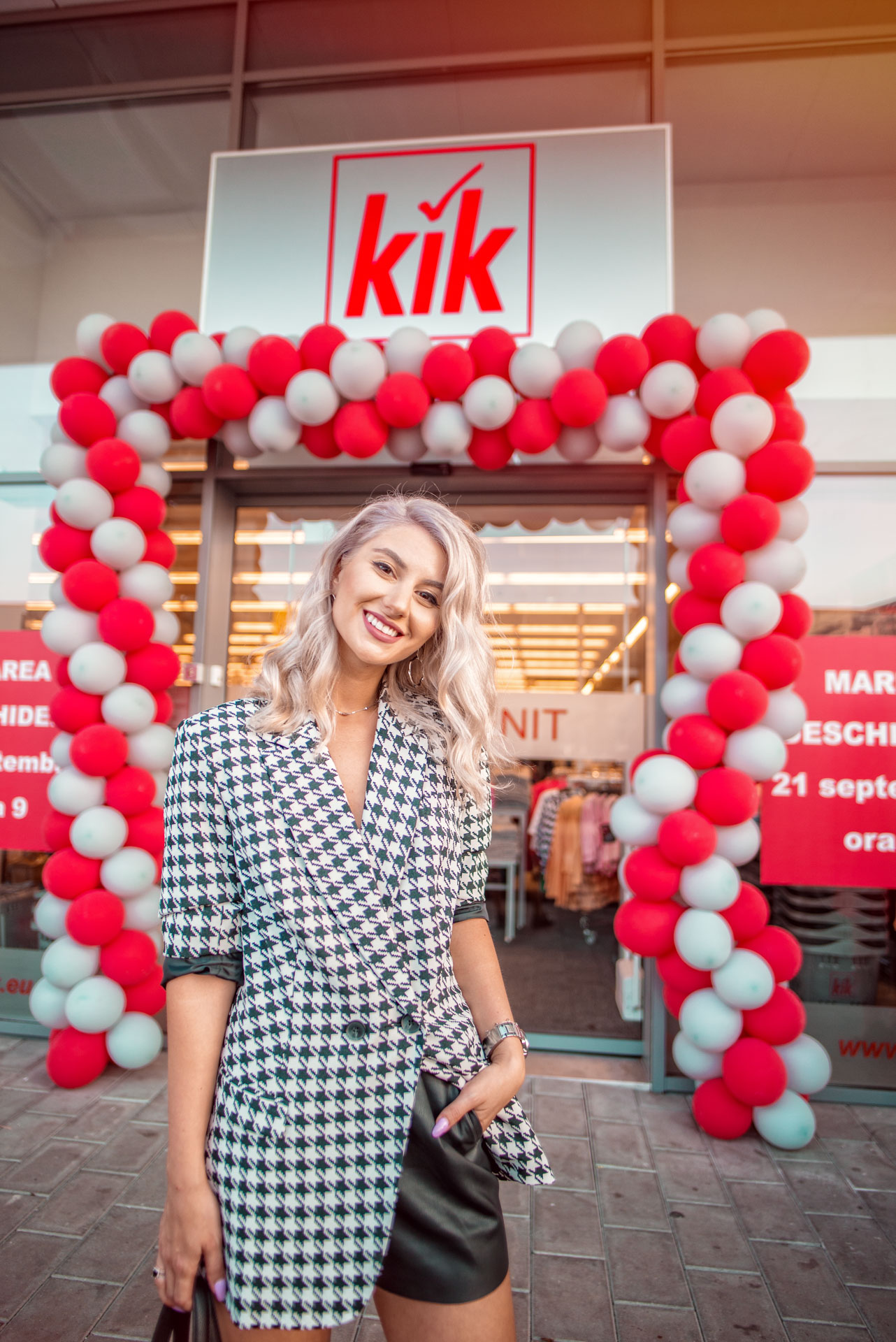S-a deschis primul magazin KIK in Oradea_Iulia Andrei
