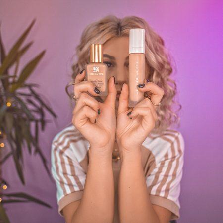 TESTEZ fond de ten FENTY Beauty vs ESTEE LAUDER
