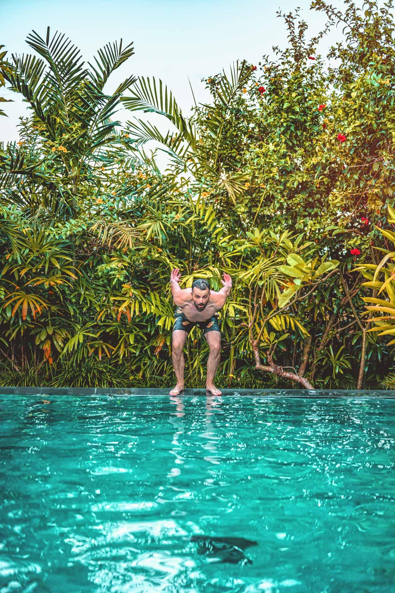 Am mangaiat elefantul in Bali Turul Vilei_Iulia Andrei