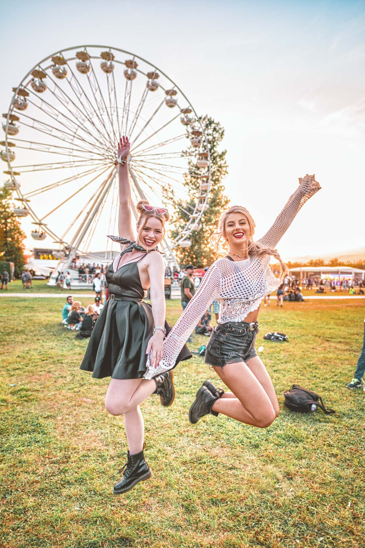 Tinute de festival + impresii despre Electric Castle 2019_Iulia Andrei