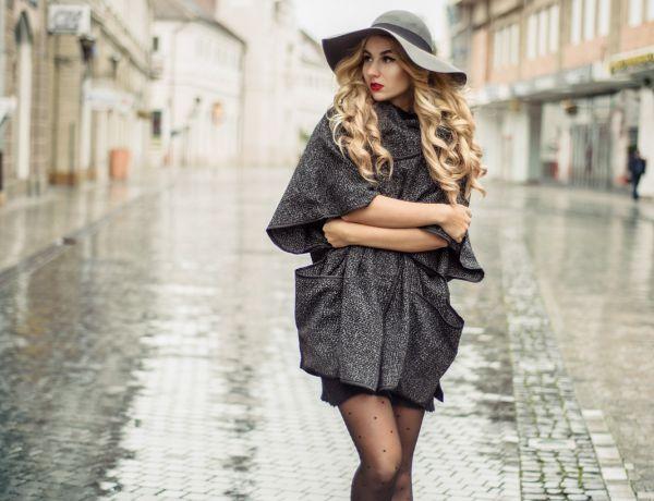 Capa pentru zile ploioase